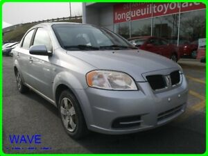 2007 Pontiac WAVE UPLEVEL