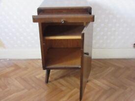 Bedside Cabinet 1940s.