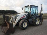 2006 Terex 860 Elite Backhoe loader