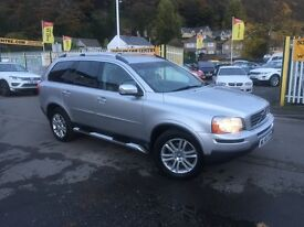 VOLVO XC90 2.4 D5 SE Lux Estate Geartronic AWD 5dr Auto (silver) 2006