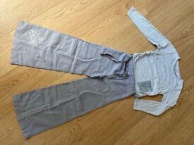 Girls designer outfit, H128cm