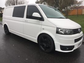 2013 - Vw Transporter Highline Kombi - 5 Seater - Custom - 2013 - LWB - FSH - Sportline
