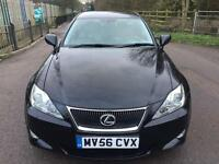 Lexus IS 220D 2.2 TD SE-L Saloon 4dr Diesel Manual (168 g/km, 175 bhp) HPI CLEAR+6 MONTHS WARRANTY