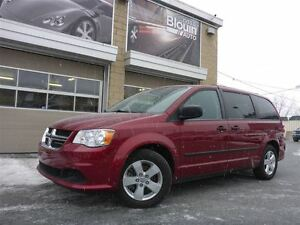 2014 Dodge Grand Caravan SE, 32120KM, Mags, Rack
