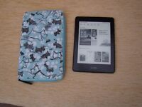 Kindle Voyage excellent condition,never used.
