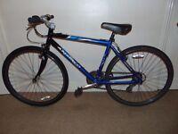 "Ammaco Cross Series 19"" Hybrid/Commuter/City Bike"