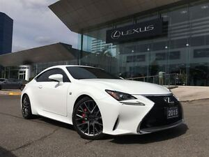 2015 Lexus RC 350 F-Sport AWD NAVIGATION LEATHER SUNROOF