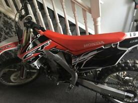 HONDA CRF 450 2012 EFI