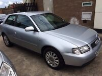 AUDI A3 1.6 PETROL PX TO CLEAR
