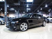 2012 Audi A4 AUDI WARRANTY TO 160KM|2.0T QUATTRO|PREM PLUS|BLUE
