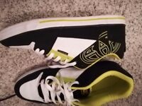 Animal trainers black and white size 12 only worn a couple of times as good as new