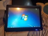 "Rhinotech TB-91 Windows 7 12"" tablet PC (READ DESCRIPTION!)"