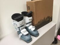 Junior ski boots - Salomon T3 Girlie RT