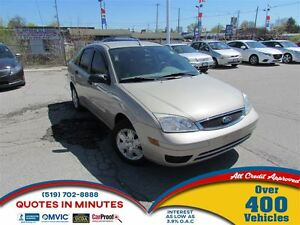 2007 Ford Focus ZX4 | GREAT FIRST CAR
