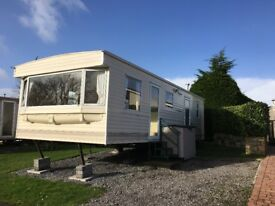 Manorbier Bay Near Tenby Fully refurbished caravan to include all fees for 2018