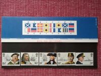 Royal Mail Mint Stamps Maritime Heritage