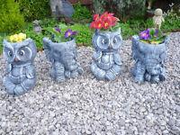 garden ornaments £12