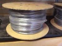 2x 50m drums of 4 core 10mm SY cable