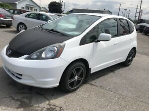 2012 Honda Fit LX sport **a/c*mags*bluetooth*financement facile