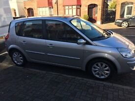EXCELLENT CONDITION - 2008 HIGH SPEC RENAULT SCENIC LOW MILAGE - £2900