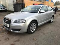 40000 MILES ONLY. AUDI A3 SE FSI. AUTOMATIC. AUTO. ALLOYS. CRUISE. A/C. PRIVATE PLATE.