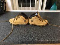 Kids timberland boots size 11