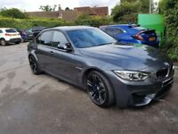 FANTASTIC BMW M3 3.0 4dr Available for Hire Today! COMPETITIVE RATES @ £79/day OR £499/week