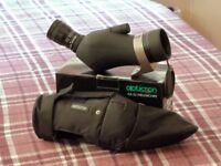 Opticron GS52 GA ED Spotting Scope and HDF zoom eyepiece
