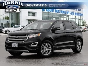 2018 Ford Edge SEL AWD 2.0L Ecoboost