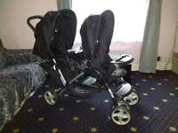 Graco Stadium Duo double pushchair