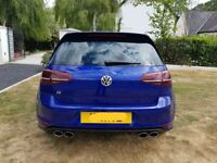 Blue automatic 5 door Golf R - lady owner