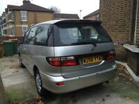 2000 Toyota Previa GS Manual MPV 2.4 VVT-i 8 Seater Only 2 Previous Owners Clean Interior