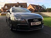 Audi TT Black Edition 2.0TFSI Mint condition