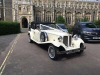 Wedding hire vintage modern cars and limousines Sufflok Essex Ipswich