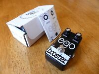 SPF Ego Boost - Boutique Guitar Boost Pedal