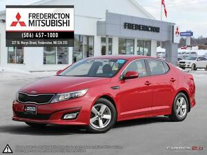 2015 Kia Optima LX! AUTO! HEATED SEATS! ONLY 24K!