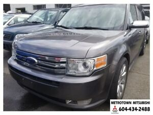 2009 Ford Flex Limited; Local BC vehicle!