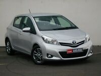 Toyota Yaris 1.4 D-4D Silver 13 Plate Fully Loaded With Toyota 5 Year Warranty