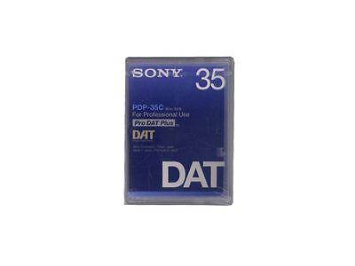 DAT Digital Audio Kassette Sony PDP-35C NEU