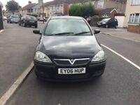 Vauxhall corsa SXI+ for sale, half leather seats, MOT, service history, drives perfect.