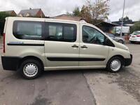 Peugeot expert 9 seater minibus taxi