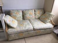 Sofa bed £100