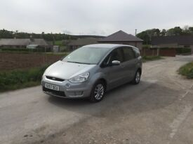 Ford S-max 1.8 Tdci 6-speed