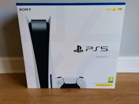 Sony PlayStation 5 PS5 Disc Edition - BRAND NEW, SEALED