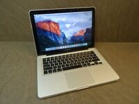 Macbook Pro 13 inch 2010 - 2011 laptop Intel 2.4ghz Core 2 duo processor fully working