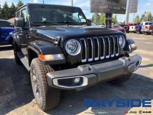 2018 Jeep All-New Wrangler Unlimited Sahara | TURBO | NAV