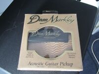 Dean Markley Promag Grand Acoustic Guitar Pickup
