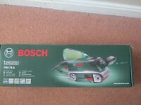 Bosch Belt sander PBS 75A new sealed box.