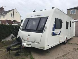 2014 Compass Corona 576 Caravan