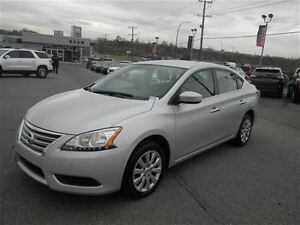 2015 Nissan Sentra S | Bluetooth | Sport Mode